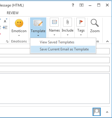 Topalt Email Templates for Outlook Screenshot